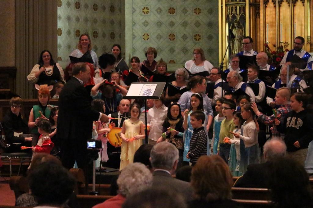 Children's Concert 5.15.16