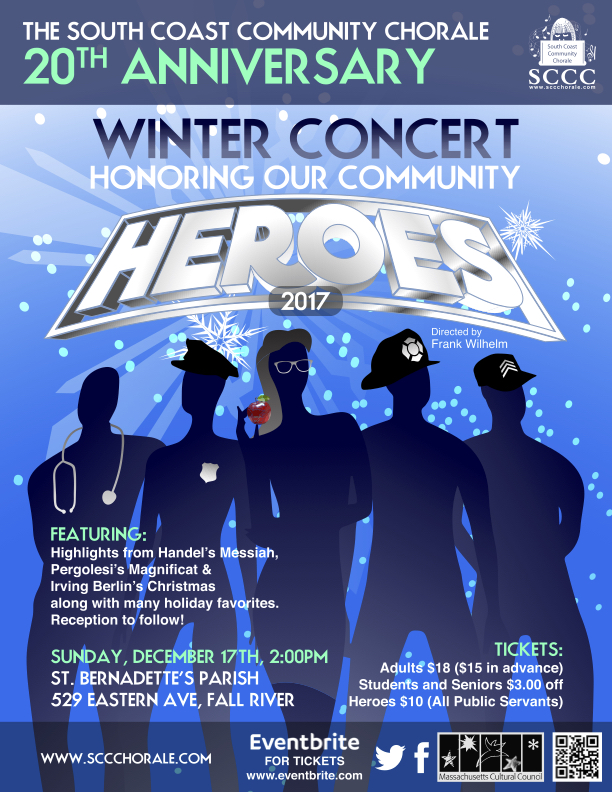 winter 2017 heroes poster